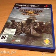 Videojuegos y Consolas: SOCOM U.S NAVY SEALS JUEGO PARA SONY PLAY STATION 2 PS2 PLAYSTATION PAL ESPAÑA CON CAJA. Lote 50679529