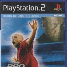 Videojogos e Consolas: PLAY STATION 2. PRO EVOLUTION SOCCER 5. MODO ONLINE INCLUIDO. COMPLETO. VIDJUEG-054. Lote 145045518