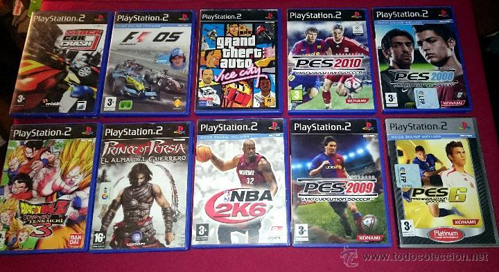 Lote De 10 Juegos Variados Y Distintos Playstat Comprar