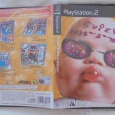 Videojuegos y Consolas: SUPER BUST A MOVE VIDEOJUEGO PS2 ESPAÑA PAL ORIGINAL. Lote 48691537