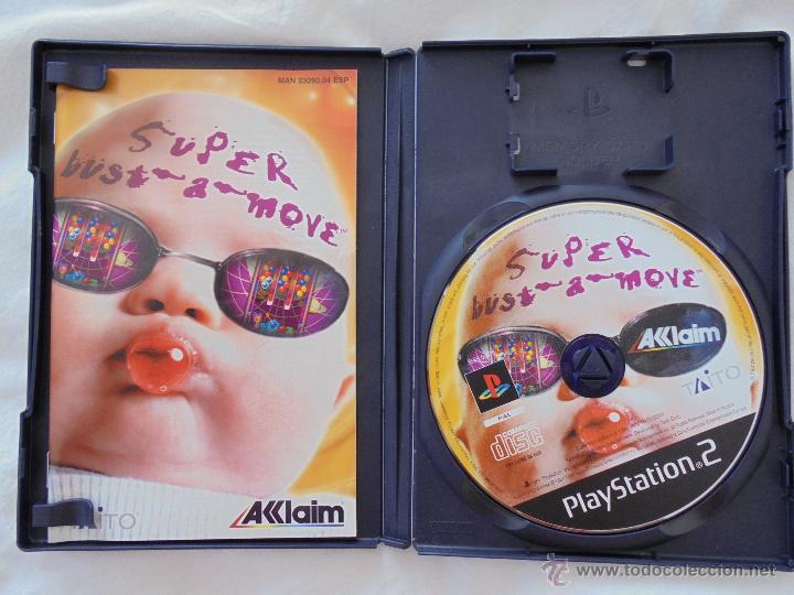Videojuegos y Consolas: SUPER BUST A MOVE Videojuego PS2 España PAL Original - Foto 2 - 48691537