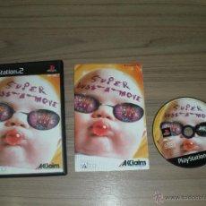 Videojuegos y Consolas: SUPER BUST A MOVE COMPLETO PLAYSTATION 2 PAL ESPAÑA. Lote 49375080