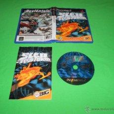 Videojuegos y Consolas: SLED STORM - PS2 - CON INSTRUCCIONES - EA SPORTS. Lote 49782809