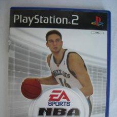 Videojuegos y Consolas: NBA LIVE 2005 - JUEGO PS2 (PLAYSTATION 2) - BALONCESTO. Lote 49838657