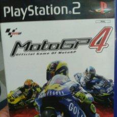 Videojuegos y Consolas: JUEGO PLAY STATION 2 MOTO GP 4 EN MUY BUEN ESTADO. Lote 174108018
