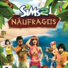 Videojuegos y Consolas: SIMS 2 NAUFRAGOS -PLAYSTATION 2. Lote 151487589