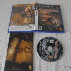 Videojuegos y Consolas: GOD OF WAR PS2 PAL ESPAÑOL. Lote 50507911
