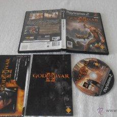 Videojuegos y Consolas: GOD OF WAR 2 PS2 PAL ESPAÑOL. Lote 50507942