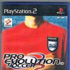Videojuegos y Consolas: PS2 PLAYSTATION 2 PES PRO EVOLUTION SOCCER 2 - COMPLETO. Lote 66957817