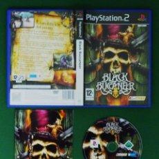 Videojuegos y Consolas: BLACK BUCANEER -PLAYSTATION 2 VIDEOJUEGO. Lote 58466227