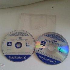 Videojuegos y Consolas: PLAYSTATION 2 STAR WARS JEDI STARFIGHTER Y RACER REVENGE,,,,,, PROMO DISCOS. Lote 51101558