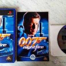 Videojuegos y Consolas: 007 JUEGO PLAY STATION 2 PS2 PLAYSTATION. Lote 51102982