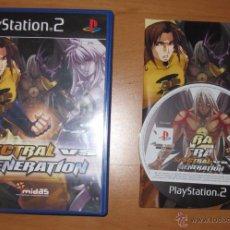 Videojuegos y Consolas: SPECTRAL VS GENERATION PLAYSTATION 2 ( PS2 ). Lote 51296982