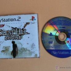 Videojuegos y Consolas: SILENT HILL ORIGINS PROMOCIONAL PLAYSTATION 2 PS2. Lote 51459742