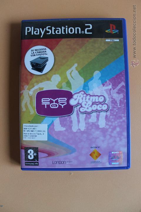 Videojuegos y Consolas: EYE TOY RITMO LOCO PLAYSTATION 2 PS2 - Foto 2 - 51461434