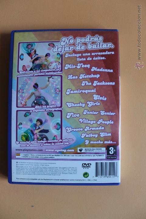 Videojuegos y Consolas: EYE TOY RITMO LOCO PLAYSTATION 2 PS2 - Foto 3 - 51461434