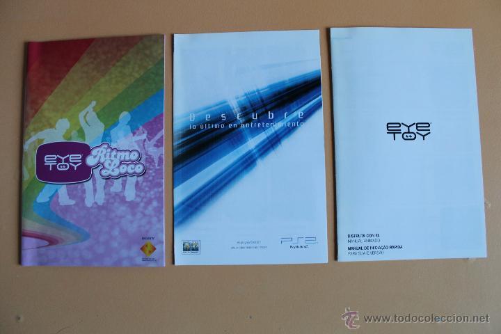 Videojuegos y Consolas: EYE TOY RITMO LOCO PLAYSTATION 2 PS2 - Foto 6 - 51461434
