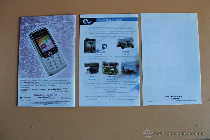 Videojuegos y Consolas: EYE TOY RITMO LOCO PLAYSTATION 2 PS2 - Foto 7 - 51461434