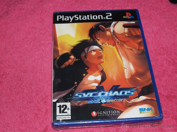 svc chaos ps2