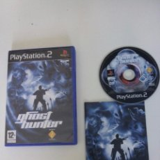 Videojuegos y Consolas: GHOSTHUNTER (GHOST HUNTER) - PLAY STATION 2 (PS2). Lote 52285835