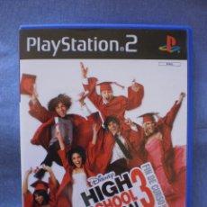 Videojuegos y Consolas: HIGH SCHOOL MUSICAL 3: FIN DE CURSO - PS2 . Lote 52449086