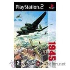 Videojuegos y Consolas: 1945 PS2 SIN MANUAL PERFECTO ESTADO. Lote 52574910
