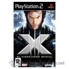 Videojuegos y Consolas: X MEN THE OFFICIAL GAME PS2. Lote 52574939