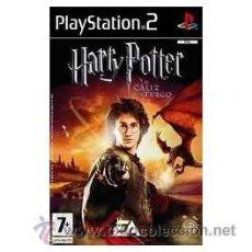 Videojuegos y Consolas: HARRY POTTER Y EL CALIZ DE FUEGO PS2. Lote 52574997