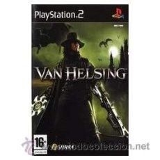 Videojuegos y Consolas: VAN HELSING PS2. Lote 52575001