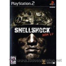 Videojuegos y Consolas: SHELLSHOCK PS2. Lote 52575031