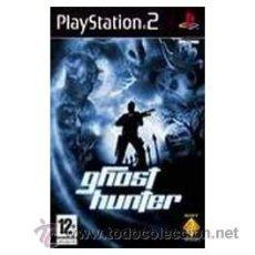 Videojuegos y Consolas: GHOST HUNTER PS2. Lote 52575036