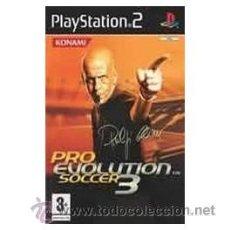 Videojuegos y Consolas: PRO EVOLUTION SOCCER 3 PS2. Lote 52575112