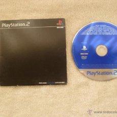 Videojuegos y Consolas: DVD DEMOS Y VÍDEOS PLAYSTATION 2. Lote 52754083