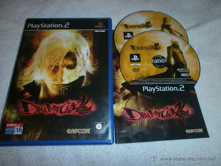 Devil May Cry 2 Sony Playstation 2 Edicion 2 Di Sold Through