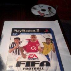 Videojuegos y Consolas: PLAYSTATION 2. FIFA FOOTBALL 2004. SOLAMENTE EL DISCO CON ESTUCHE. . Lote 52874065