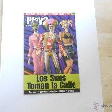 Videojuegos y Consolas: GUIA PLAY2 MANIA PS2 PLAYSTATION LOS SIMS TOMAN LA CALLE. Lote 52965750