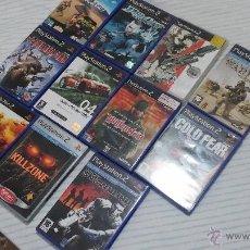 Videojuegos y Consolas: 11 JUEGOS DE PLAYSTATION 2. Lote 53593218