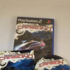 Videojuegos y Consolas: JUEGO PLAYSTATION 2 NEED FOR SPEED CARBON. Lote 53850025