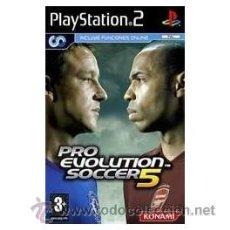 Videojuegos y Consolas: PRO EVOLUTION SOCCER 5 PS2. Lote 52574982