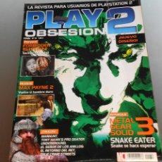 Videojuegos y Consolas: REVISTA PARA USUARIOS DE PLAYSTATION2. Lote 54454430
