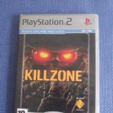 Videojuegos y Consolas: JUEGO KILLZONE - PLAYSTATION 2 (PS2). Lote 54481067