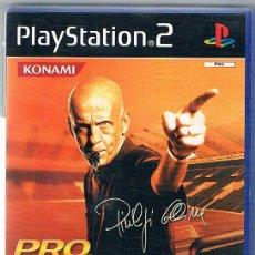 Videojuegos y Consolas: PRO EVOLUTION SOCCER 3 PLAY STATION 2 COMPLETO. Lote 54487132