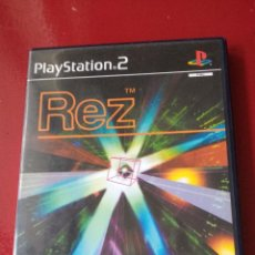Videojuegos y Consolas: REZ TM PLAYSTATION 2 SEGA VERSIÓN PROMO ONLY NOT FOR RESALE. Lote 54589179