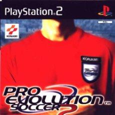 Videojuegos y Consolas: PLAY STATION 2 GAME PRO EVOLUTION SOCCER 2 - JUEGO PS2 PLAYSTATION. Lote 54613375