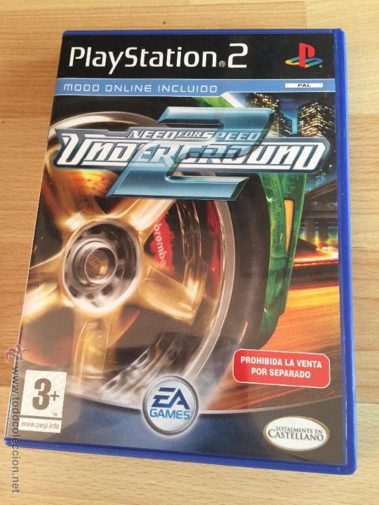 Need For Speed Underground 2 Playstation 2 Ps Buy Video Games