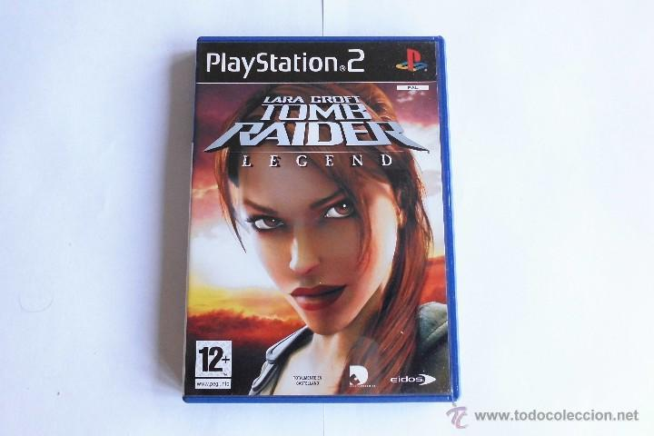 Tomb Raider Legend Playstation 2 Buy Video Games And Consoles