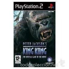 Videojuegos y Consolas: KING KONG PS2. Lote 52575029