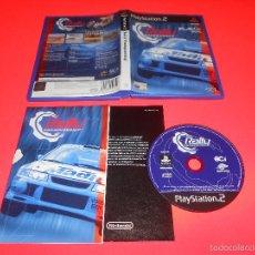 Videojuegos y Consolas: RALLY CHAMPIONSHIP - PS2 - PAL - SCI. Lote 56254224