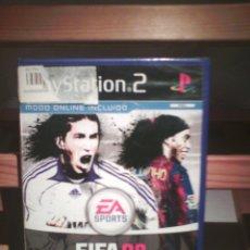 Videojuegos y Consolas: VIDEOJUEGO PS2 - FIFA 08 (¡SELLADO!). Lote 56274545