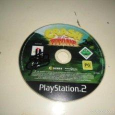 Videojuegos y Consolas: PLAYSTATION 2 CRASH OF THE TITANS SOLO DISCO SIN CARATULA . Lote 56319399